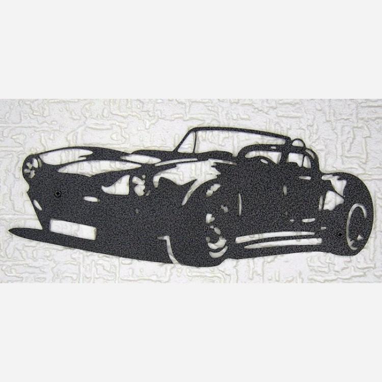 d cor voiture l 39 ac cobra cr ation et fabrication de d corations d cor mural en aluminium. Black Bedroom Furniture Sets. Home Design Ideas