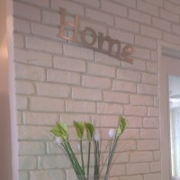 Votre plaque de maison personnalisée