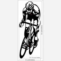 Décor Cycliste