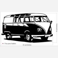 Décor Combi VW 1950