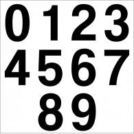 Numéro de rue Coolvetica
