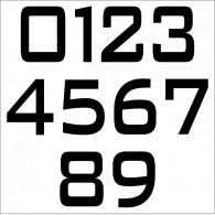 Numéro de rue Ikarus