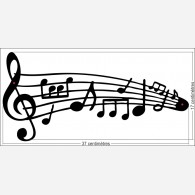 Portée musicale