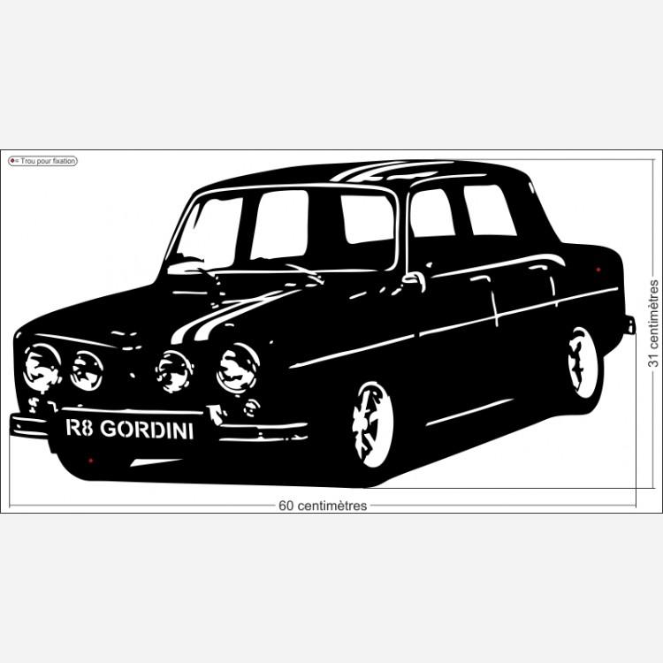 r8 gordini grandformat cr ation et fabrication de d corations d cor mural en aluminium. Black Bedroom Furniture Sets. Home Design Ideas